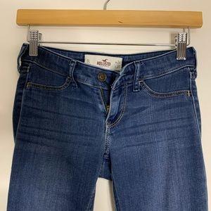 Hollister Jeans - Hollister denim skinny super soft jeans